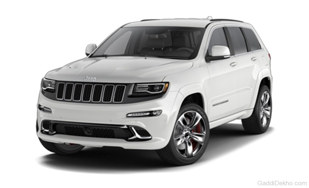 Jeep Grand Cherokee SRT In White Color - Car Pictures ...